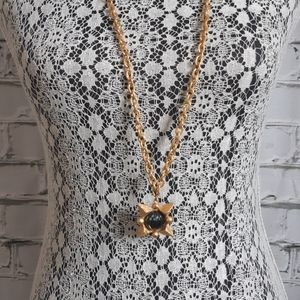 Oversized Gold Chain Necklace